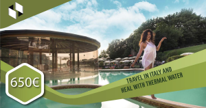 Travel in Italy and heal with thermal water