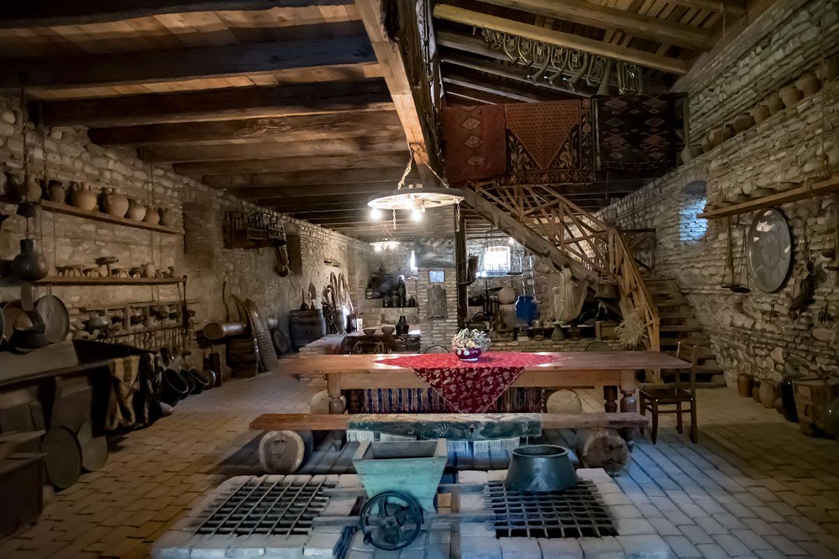 Cellar-museum